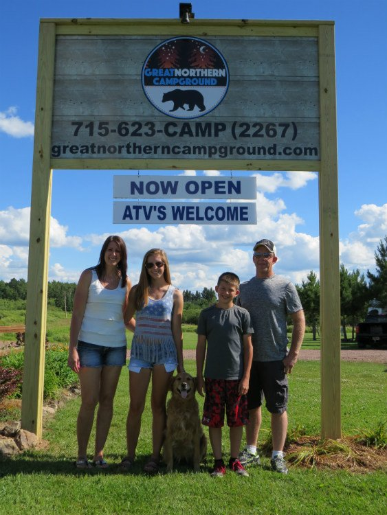 Family Pic Campground Owners