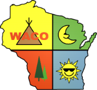 Wisconsin Campgrounds Logo